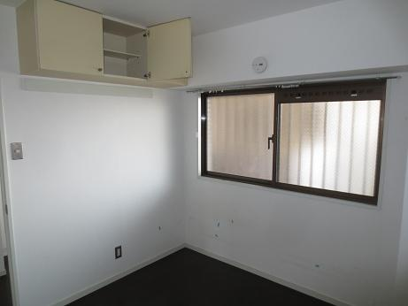 日野3階第2ベッドルーム