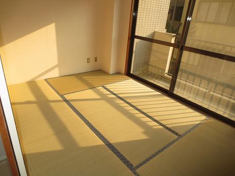 日野竣工時6畳和室2