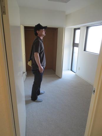 日野竣工時2ベッドルームb