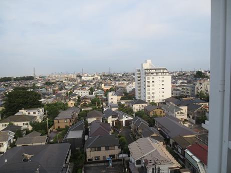 オープンルーム野村BRからの眺め