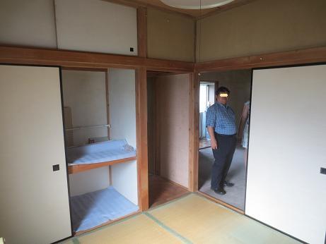 東浦和戸建て1階和室