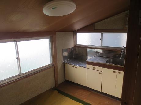東浦和戸建て2階キッチン