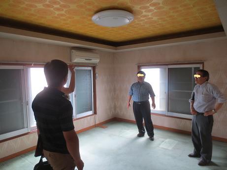 東浦和戸建て2階居間