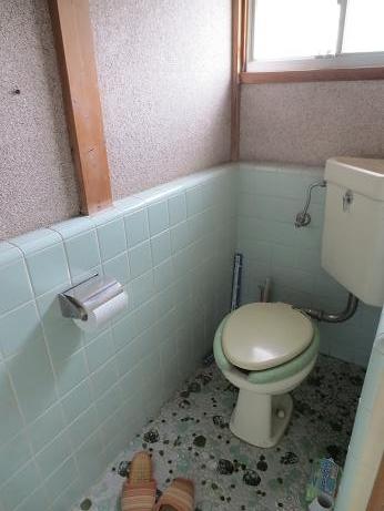 東浦和戸建てトイレ