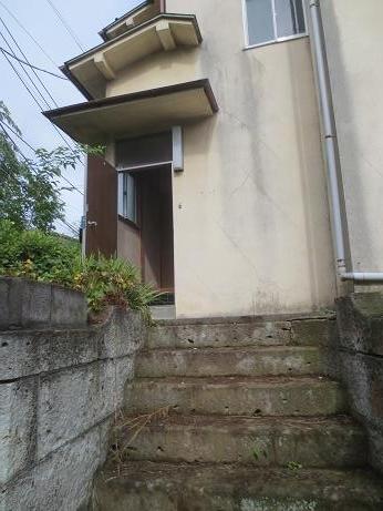 東浦和戸建て玄関