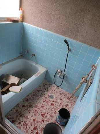 東浦和戸建て浴室