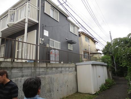 東浦和戸建て隣家と