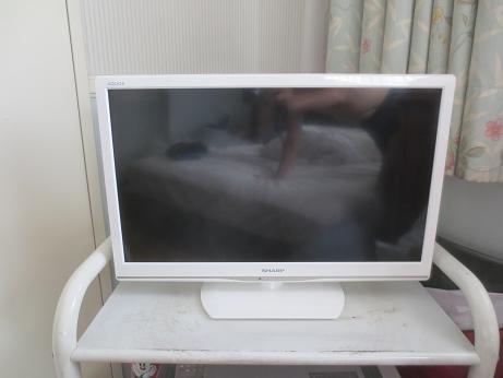 テレビベッドルーム