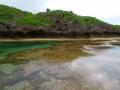 4月21日 星の砂ビーチ干潮 その1