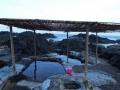 5月21日 海中温泉