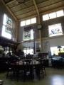 5月29日 湯布院二輪車博物館 ステンドグラス
