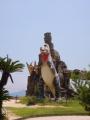6月25日 カブトガニ博物館 恐竜公園 その1