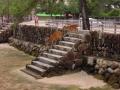 6月18日 鹿と階段