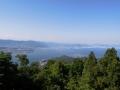 6月19日 弥山山頂 その3