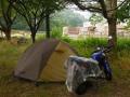 6月21日 キャンプ場 その1