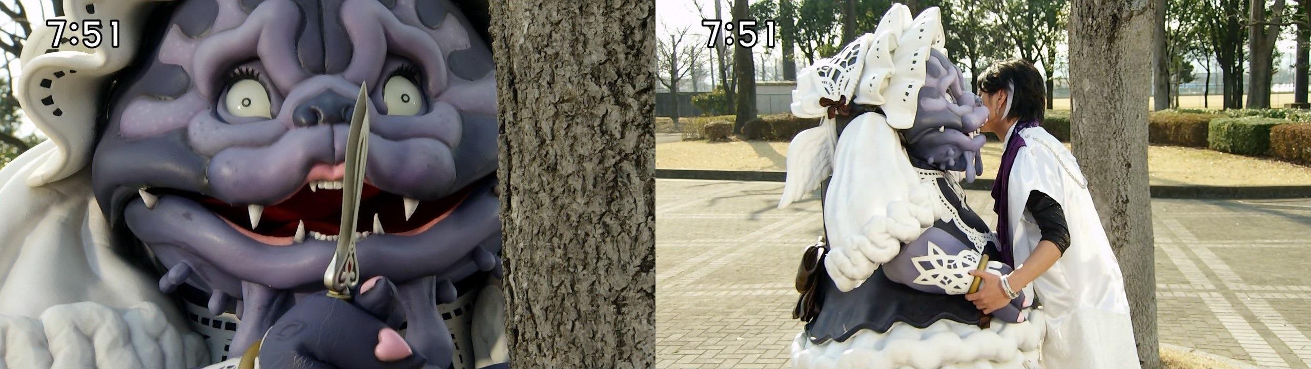 トッキュウ#12勘違いヤンデレグリッタ嬢