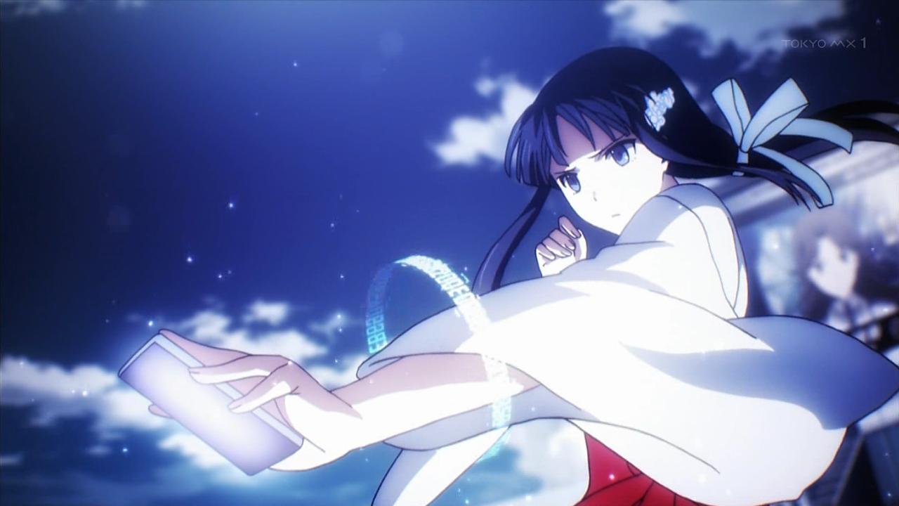 劣等生#巫女服深雪さん(*゚∀゚)=3ムッハー!