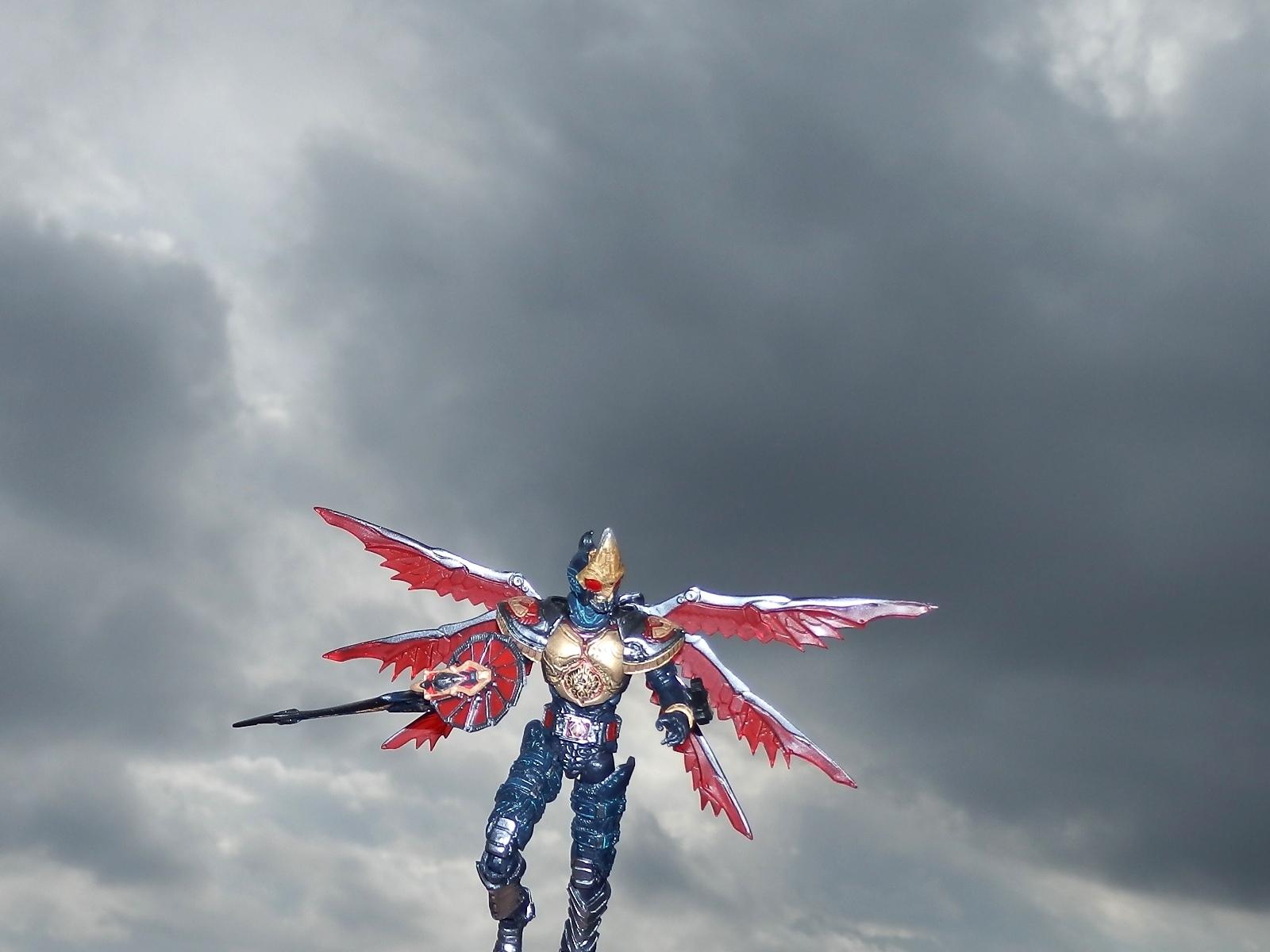 仮面ライダー愛の戦士
