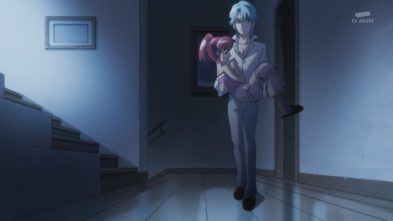 ハピプリ#24お姫様抱っこ