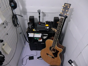 ギター録音