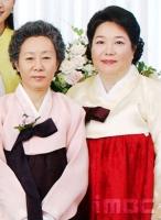 クムスンのおばあちゃんとおばさん