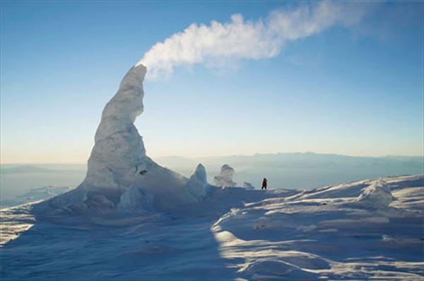8 アイスタワー 南極大陸_R