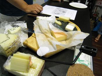ワインとチーズの会 02