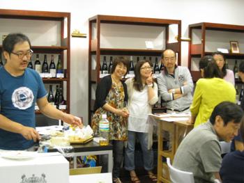 ワインとチーズの会 05