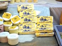 080722 ストラスブール 黄色いバター