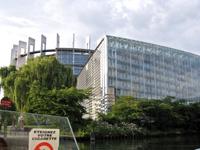 ストラスブール EU議会