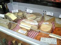アルザス マンステールのチーズ屋さん