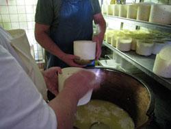 アルザス チーズ農家2