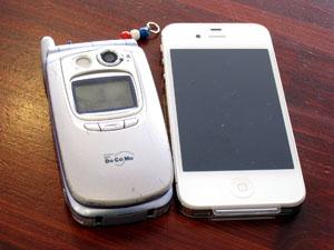 mova+iPhone
