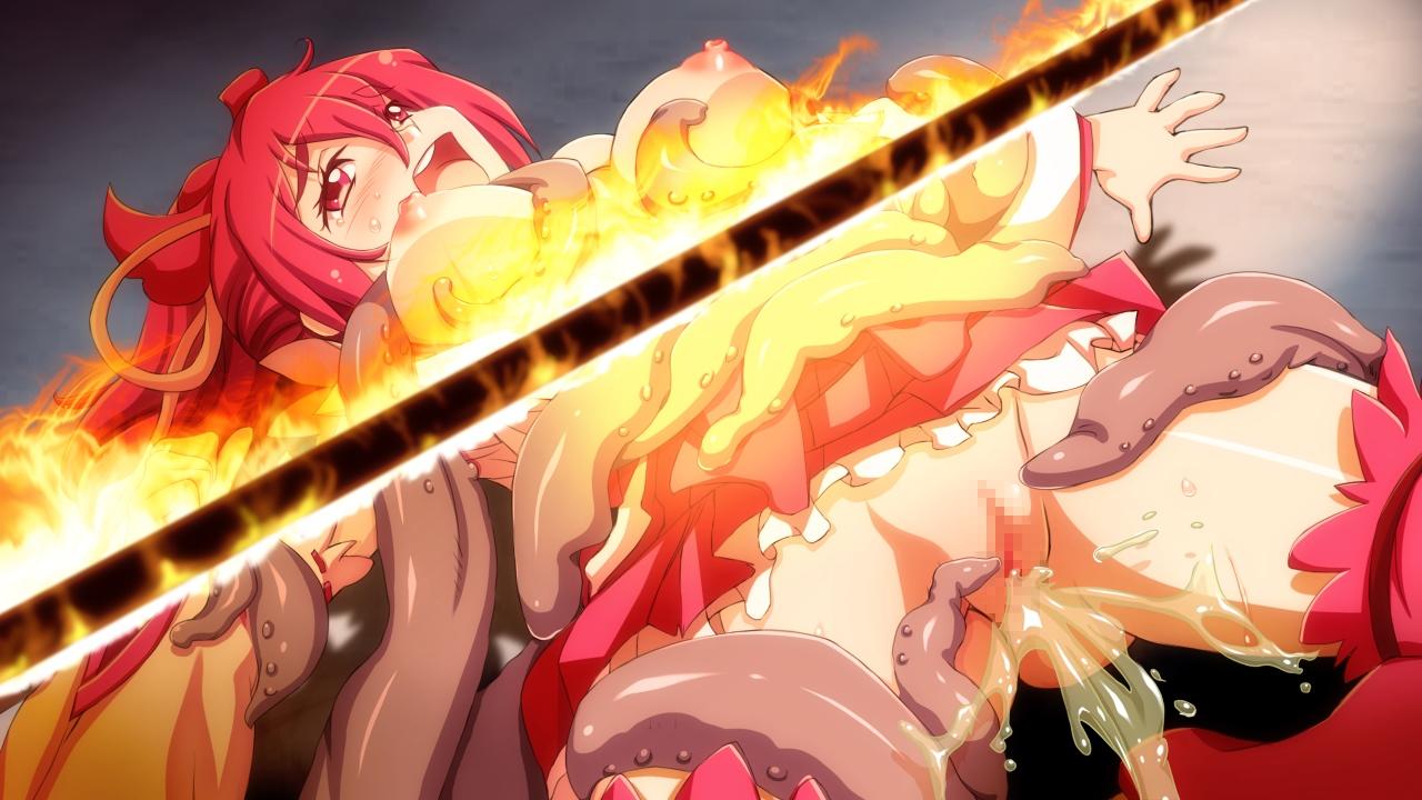 ガチゆるヒーローバトル 姫巫女銀河HCG