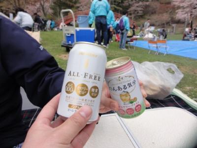 桜・牡蠣祭り 033