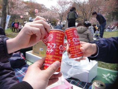 桜・牡蠣祭り 043