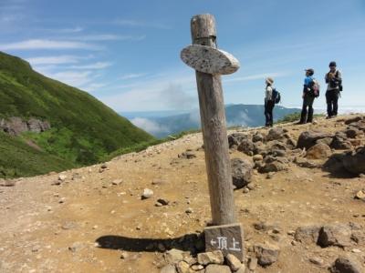 斜里岳7.22 058