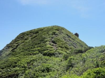 斜里岳7.22 062