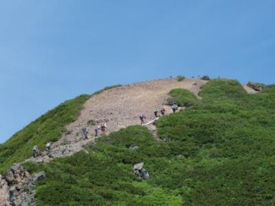 斜里岳7.22 064