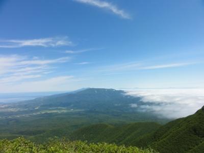 斜里岳7.22 083