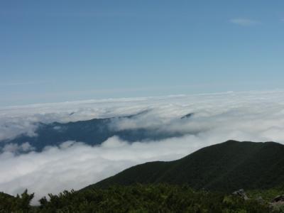 斜里岳7.22 098