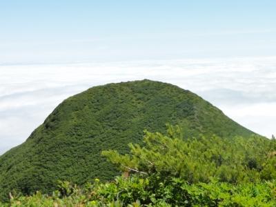 斜里岳7.22 088