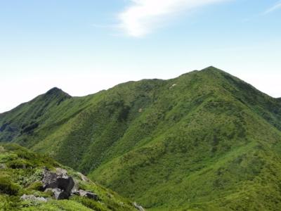 斜里岳7.22 075