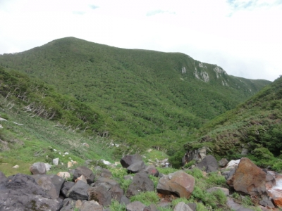 羅臼岳 161