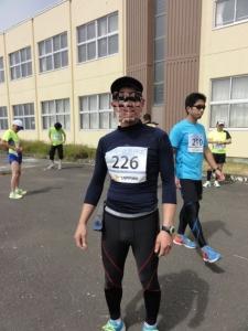 ノサップ岬マラソン 070