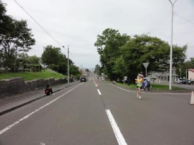 ノサップ岬マラソン 084