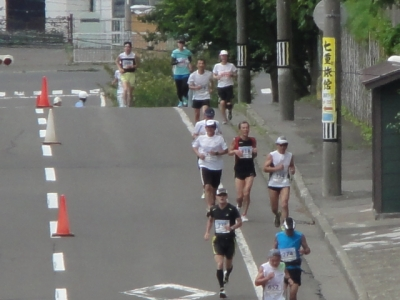 ノサップ岬マラソン 085