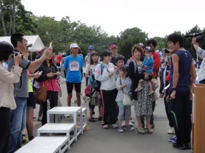 ノサップ岬マラソン 108