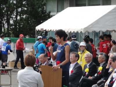 ノサップ岬マラソン 100