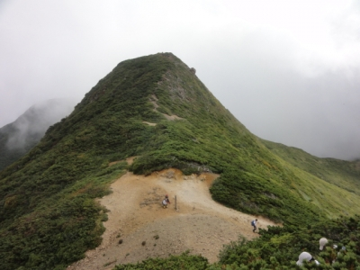 斜里岳 085
